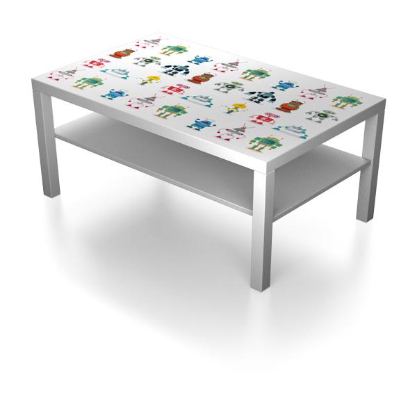 Naklejki na meble ikea stolik lack 90 x 55 cm k014 for Ikea schlafsofa 79 euro