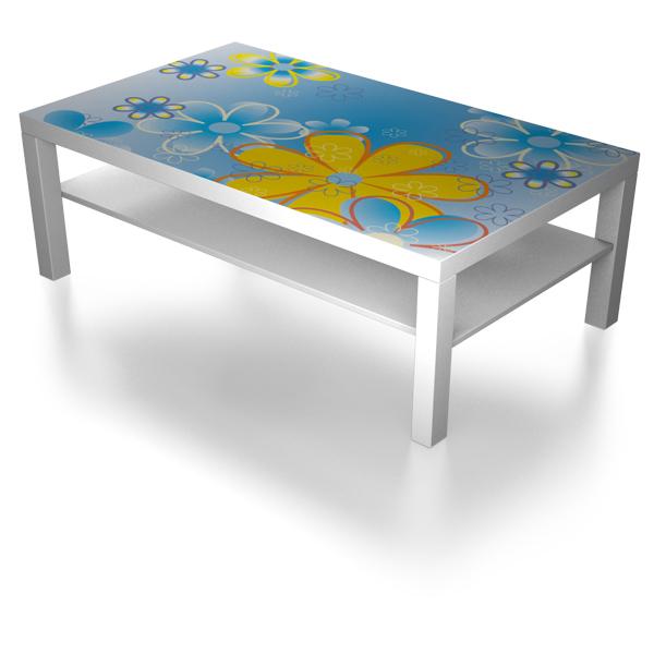 Naklejki na meble ikea stolik lack 118 x 78 cm k011 for Ikea schlafsofa 79 euro