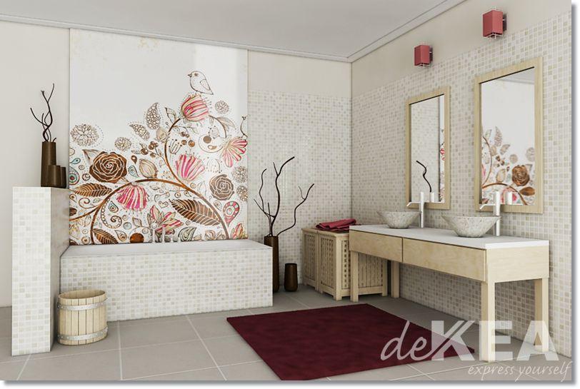 Panele Szklane Idealna Dekoracja ściany W łazience