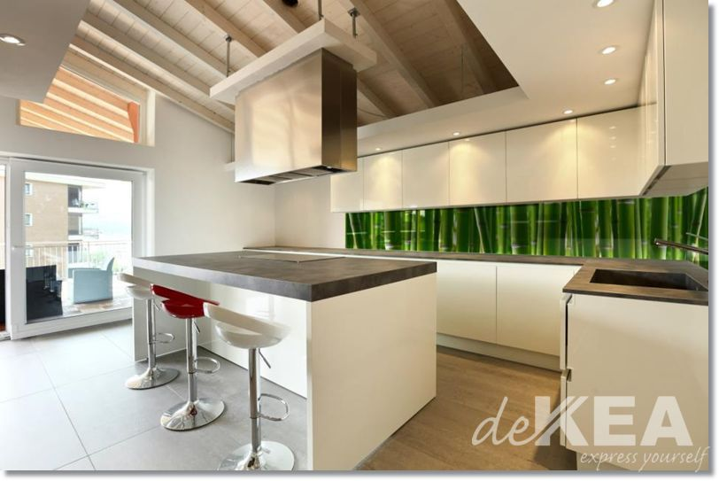 dekoracyjne szk o bambusy do kuchni. Black Bedroom Furniture Sets. Home Design Ideas