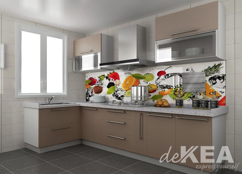 Kolorowe Szkło Do Kuchni